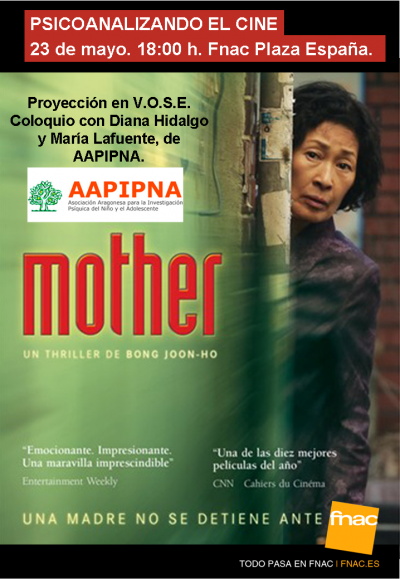 Mother – 23 de Mayo 2016