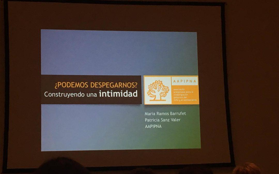 Participamos en el VII Simposio de la Sección de Psicoterapias Psicoanalíticas