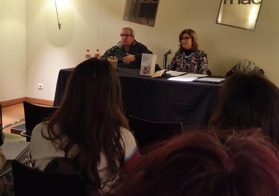 Joseph Knobel Freud presenta 'Ideas para padres en apuros' en Zaragoza