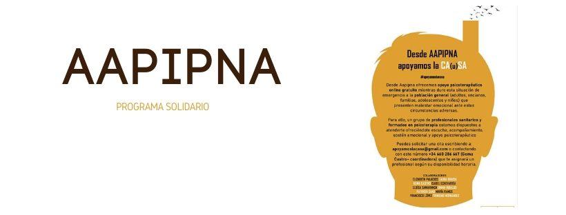 Desde AAPIPNA apoyamos 'LA CA(U)SA'