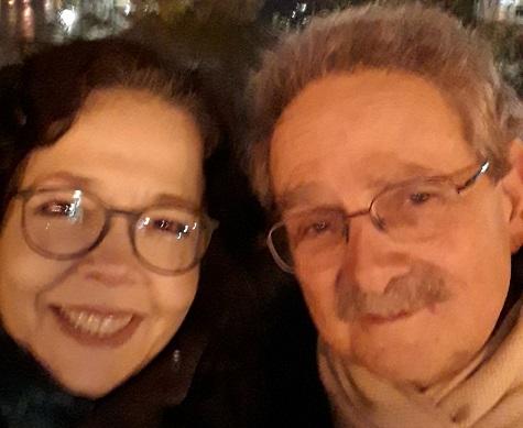 Encuentro con David Ephraim y Lucía Morabito