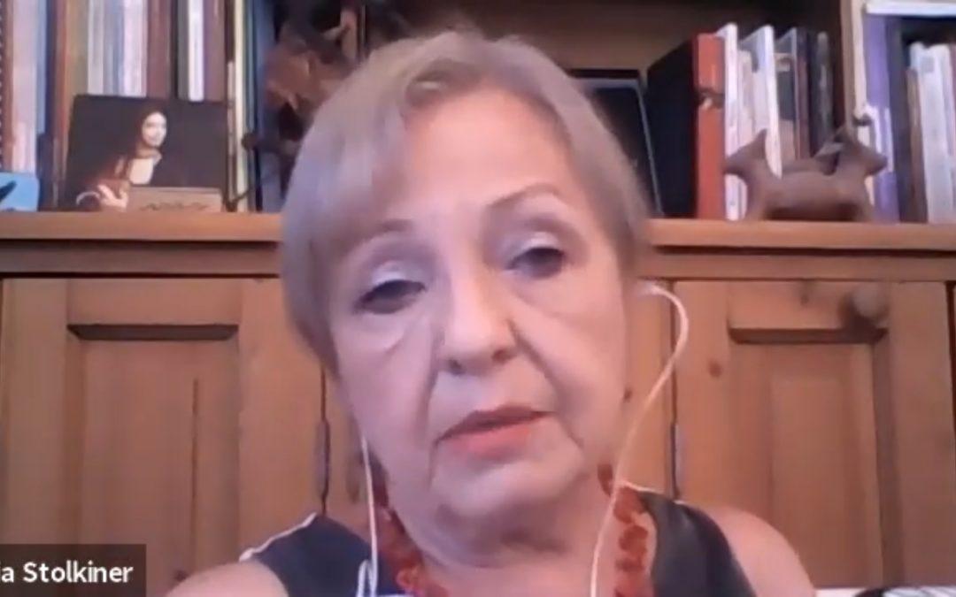Vídeo resumen: Encuentro digital con Alicia Stolkiner