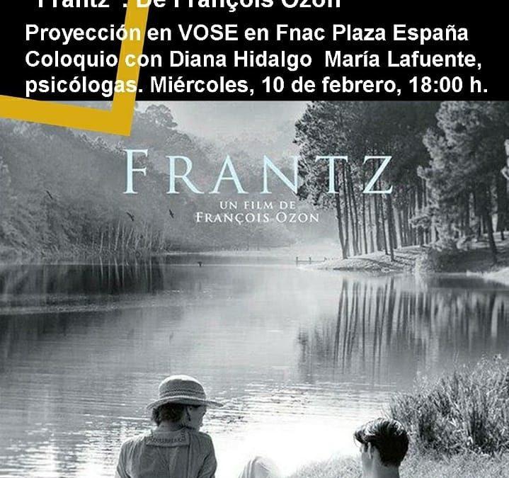 Psicoanalizando el cine: 'Frantz' de François Ozon.